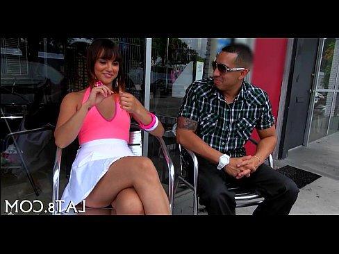 секс видео молодых латинок