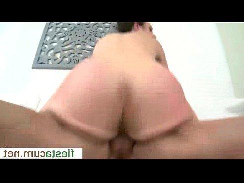 девушка с другом ебут парня в жопу